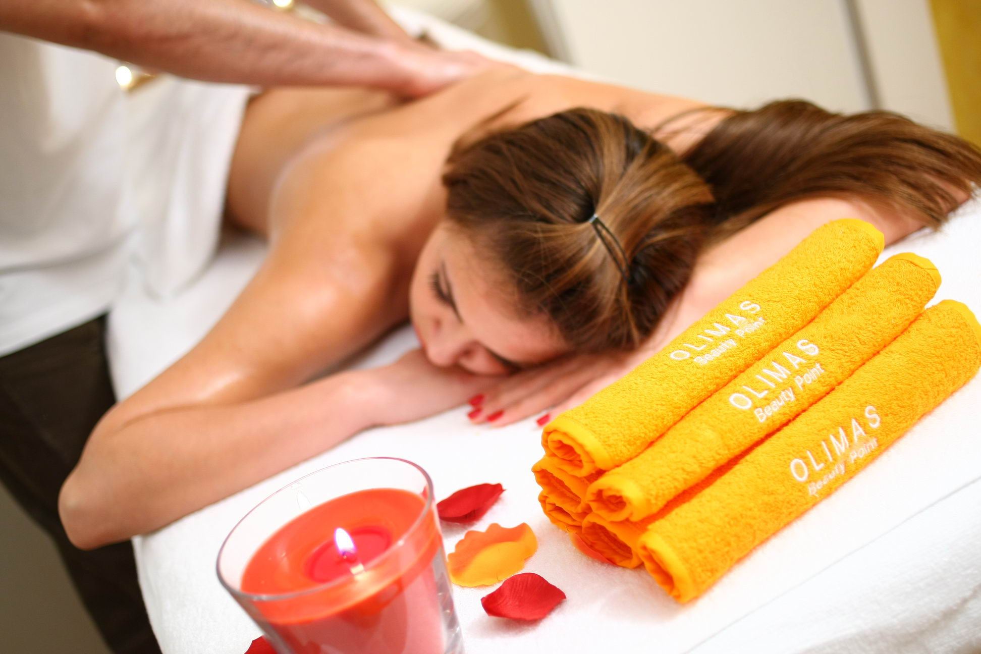 Olimas Beauty Point International - Professional Massage Center